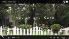 Autism and Cake Kim Kaplan Video
