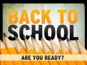 Back to School for an 8th Grader with Autism – Part 1