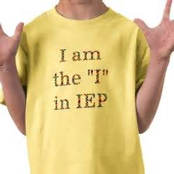 A Child with Autism Attends the IEP